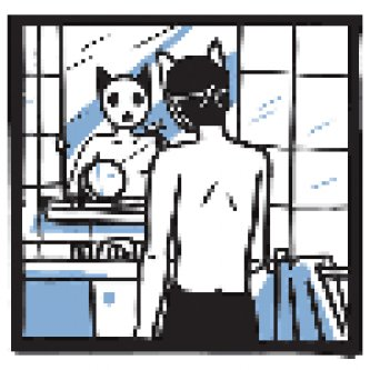 Copertina dell'album Robotradio - split n.1, di Red Worms' Farm