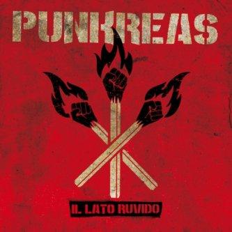 Copertina dell'album IL LATO RUVIDO, di Punkreas