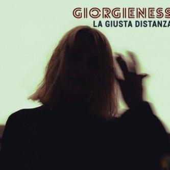 Copertina dell'album La Giusta Distanza, di Giorgieness