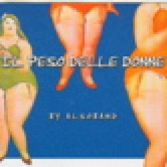 Copertina dell'album Il peso delle donne, di Alsoband