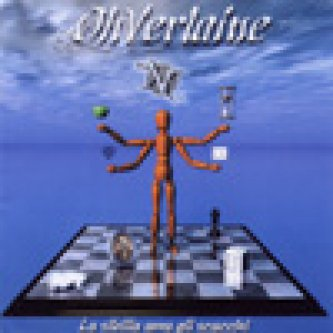 Copertina dell'album La sibilla ama gli scacchi, di Oh Verlaine