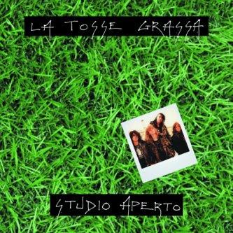 Copertina dell'album STUDIO APERTO, di La Tosse Grassa