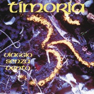 Copertina dell'album Viaggio senza vento, di Timoria