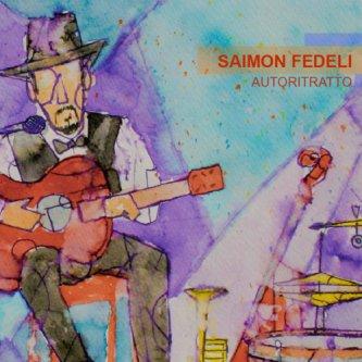 Copertina dell'album Autoritratto ( Self-Portrait ), di Saimon Fedeli Autoritratto