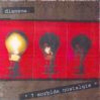 Copertina dell'album 7 morbide nostalgie, di Dianema