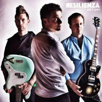 Copertina dell'album Get - Up!, di Resilienza