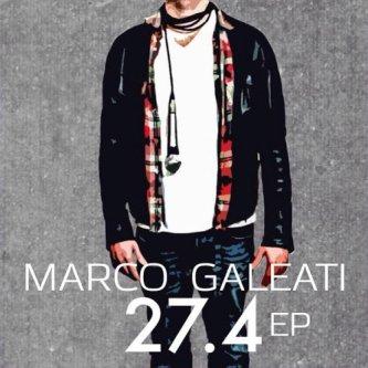 Copertina dell'album 27.4 EP, di Marco Galeati