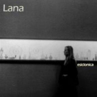 Copertina dell'album Esiclonica, di Lana