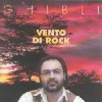 Copertina dell'album Vento di rock, di Ghibli