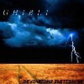 Copertina dell'album Deviazioni elettriche, di Ghibli