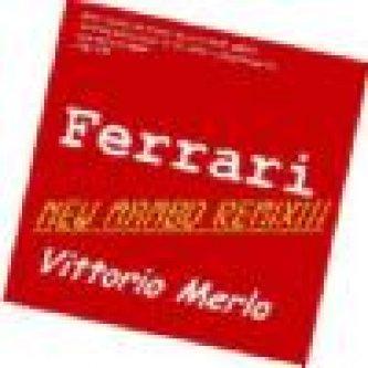 Copertina dell'album Ferrari, di Vittorio Merlo