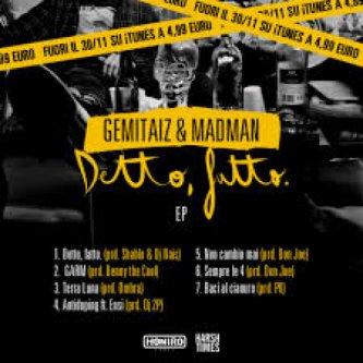 Copertina dell'album Detto, Fatto, di MadMan