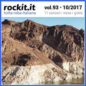 Copertina dell'album Rockit Vol. 93, di Parking Lots
