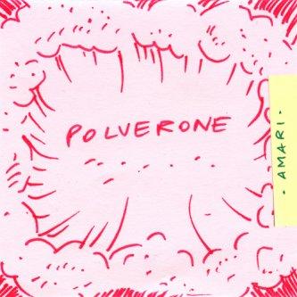 Copertina dell'album Polverone, di Amari