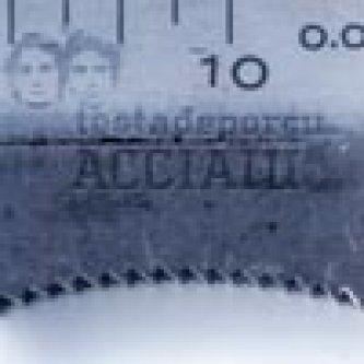 Copertina dell'album Acciaiu, di Testadeporcu