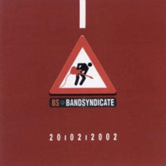 Copertina dell'album bandsyndicate 20/02/2002, di Paolo Cattaneo