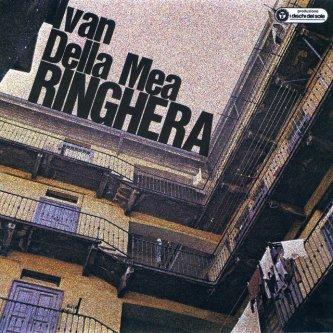 Copertina dell'album Ringhera, di Ivan Della Mea