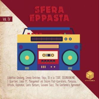 Copertina dell'album Sfera Cubica Compilation 2012-2017 - Vol. 4 Sfera Eppasta, di Giovanni Succi