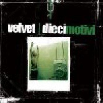 Copertina dell'album 10 motivi, di Velvet