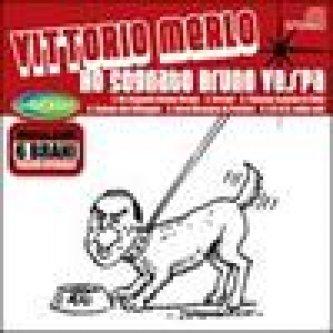 Copertina dell'album Ho sognato Bruno Vespa, di Vittorio Merlo