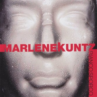 Copertina dell'album Bianco sporco, di Marlene Kuntz