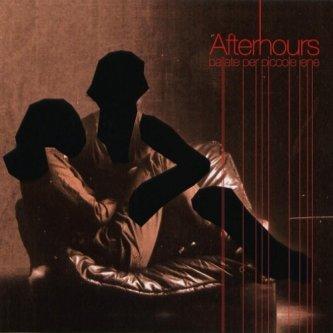 Copertina dell'album Ballate Per Piccole Iene, di Afterhours