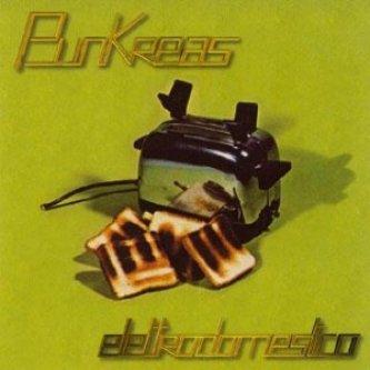 Copertina dell'album Elettrodomestico, di Punkreas