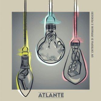 Copertina dell'album Un'entropia di immagini e pensieri, di Atlante