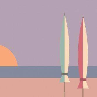 Copertina dell'album Picnic al mare, di Il Cubo Di Rubik Monocromo