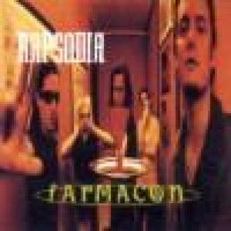 Copertina dell'album Farmacon, di Rapsodia