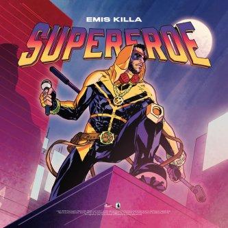 Copertina dell'album Supereroe, di Emis Killa
