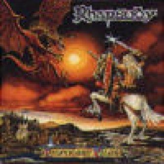 Copertina dell'album Legendary Tales, di Rhapsody