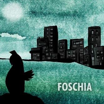 Copertina dell'album Dalla città al cielo, di Foschia