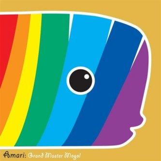 Copertina dell'album Grand Master Mogol, di Amari