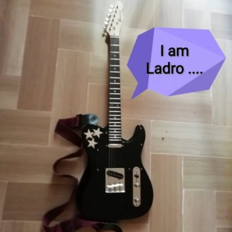 IO SONO Ladro ( Dirty Home Registrations )