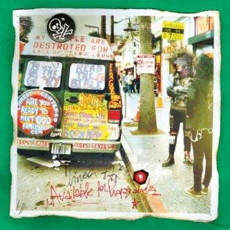 Copertina dell'album Available For Propaganda, di Linea 77