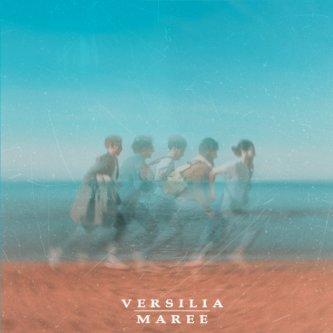 """Copertina dell'album """"VERSILIA"""" (EP), di MAREE"""