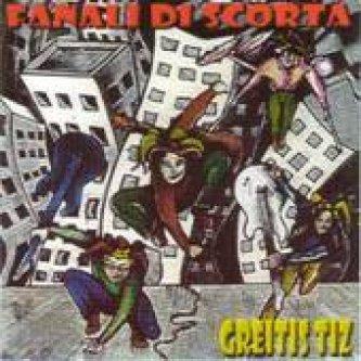 Copertina dell'album Greitis TIz, di Fanali di Scorta