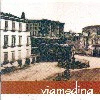 Copertina dell'album s/t, di Viamedina