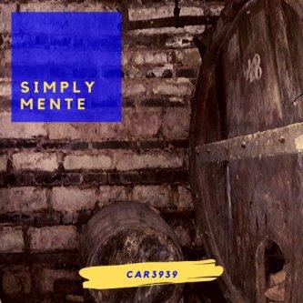Copertina dell'album Simply Mente, di car3939
