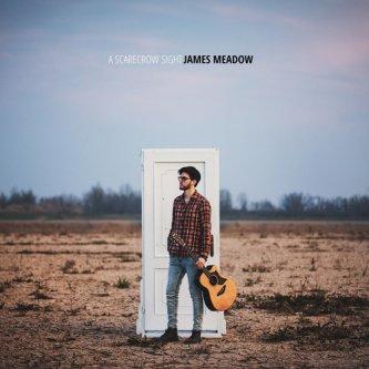 Copertina dell'album A scarecrow sight, di James Meadow