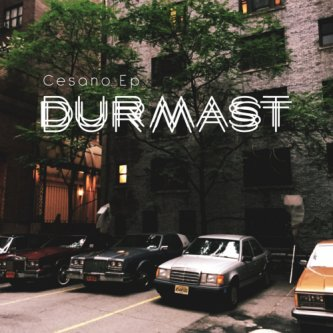 Copertina dell'album Cesano Ep, di Durmast