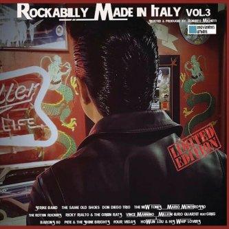 ROCKABILLY MADE IN ITALY vol.3