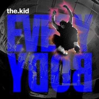 Copertina dell'album Everybody, di the.kid