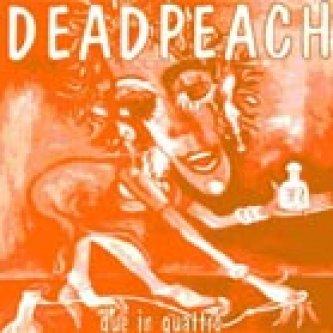 Copertina dell'album Due in Quattro, di Deadpeach