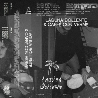 Copertina dell'album Discocesso, di Laguna Bollente