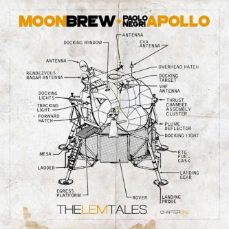 Moonbrew + Paolo Apollo Negri - The LEM Tales (Chapter One)