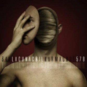 Copertina dell'album Karmacode, di Lacuna Coil