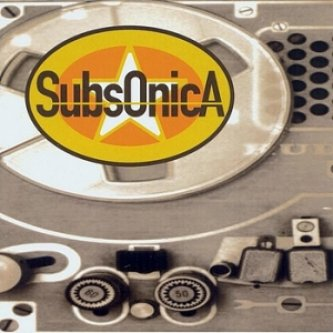 Copertina dell'album Subsonica, di Subsonica