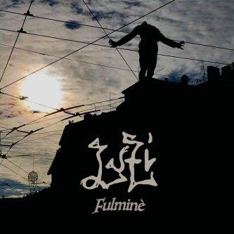 Copertina dell'album Fulminè, di LuZi